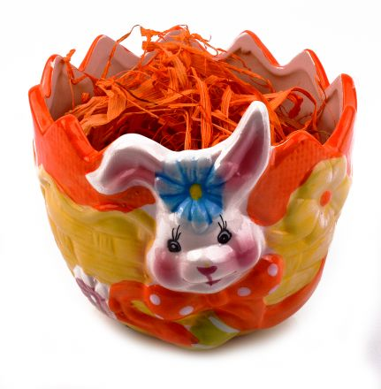 Великденска поставка за яйце керамика