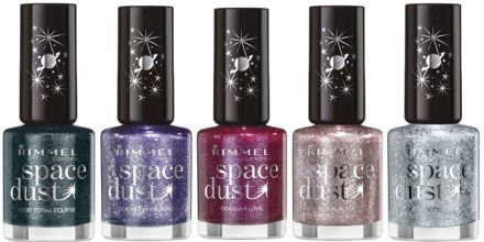 Rimmel STAR DUST лак за нокти