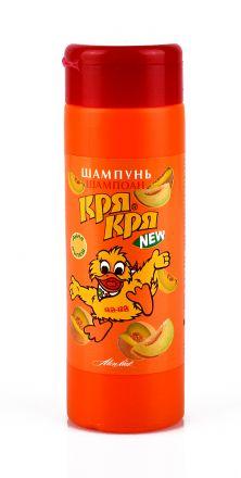 Кря-Кря Пъпеш-Детски шампоан 170ml