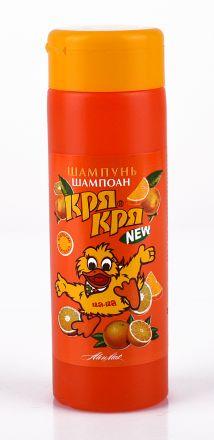 Кря-Кря Портокал -Детски шампоан 170ml