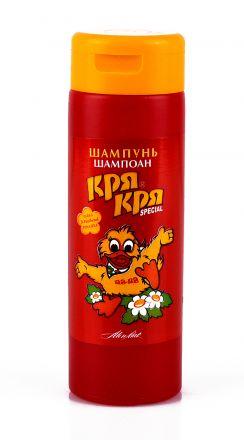Кря-Кря Лайка и Липа  -Детски шампоан 170ml