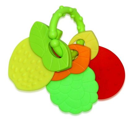 "Loreli Toys-Гризалка""Три плодчета"""