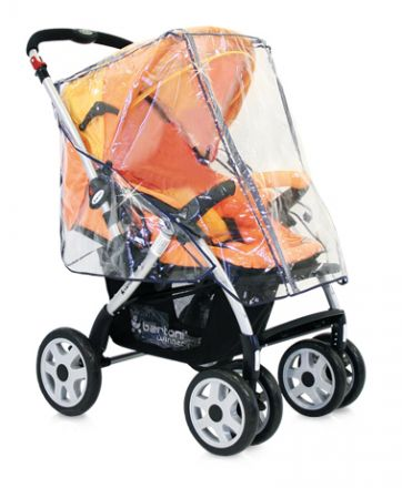 Loreli Toys-Дъждобран за количка