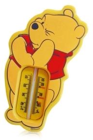 "Bertoni Disney-Термометър за вода""Пух"" 0+"