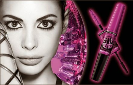 Maybelline VOLUM'EXPRESS FALSIES BIG EYES спирала за очи