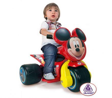 Moni-Акумулаторен мотор Tribike Mickey Mouse 6V