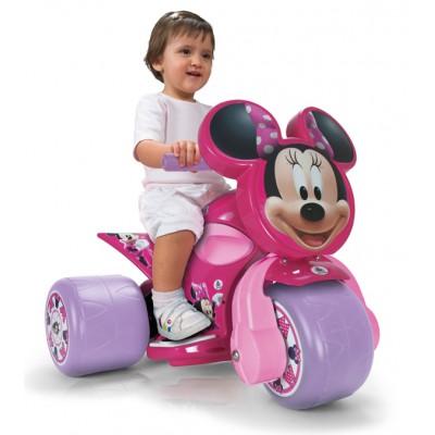 Moni-Детски акумулаторен мотор- INJUSA MINNIE SAMURAI 12501