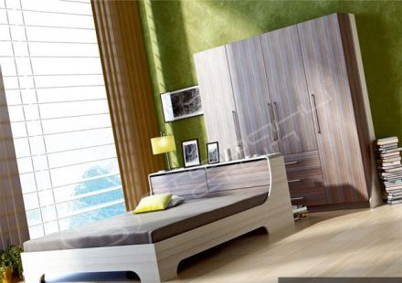 Спален комплект Космополитан 10