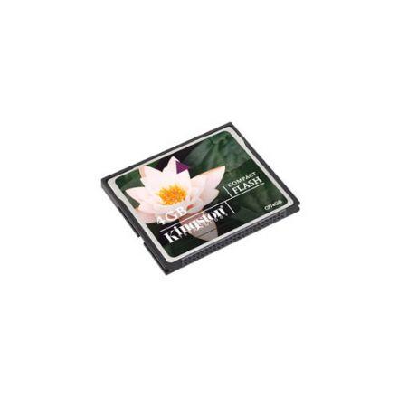 4GB CF CARD KINGSTON