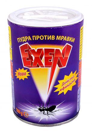 EXEN-Пудра против мравки-100гр.