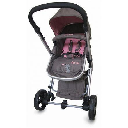 Cangaro Бебешка количка Sarah 2в1