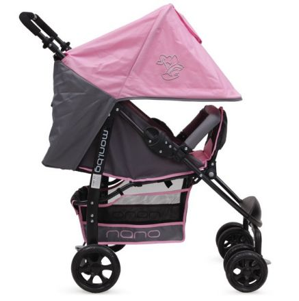 Nano Sally-Бебешка лятна количка