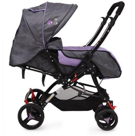 Moni - комбинирана бебешка количка Мина