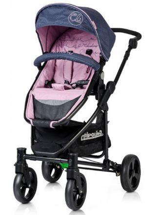 Chipolino-Бебешка количка Тифани 3в1 2014