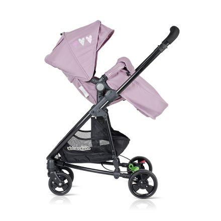 Chipolino- TRIA 3в1 – седалка, столче за кола и твърд кош