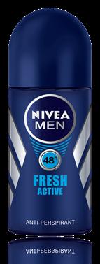 Nivea for Men Fresh Active рол-он 50ml