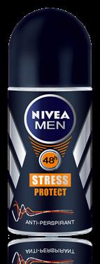Nivea for Men Strss Protect рол-он 50ml