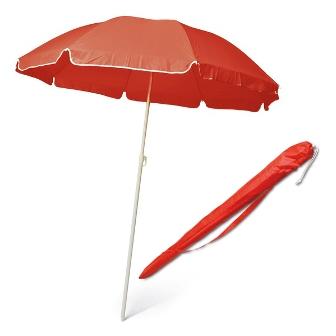 Плажен чадър среден Ф 180