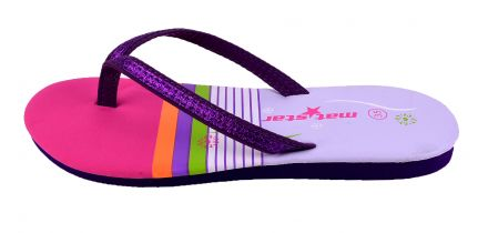 Mat Star детски джапанки Flip 14-83207 Purple/Fuxia 28/35